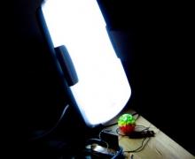 simulated sun lamp